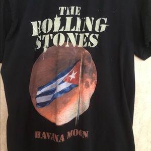 "The Rolling Stones ""Havana Moon"" Graphic T-Shirt"